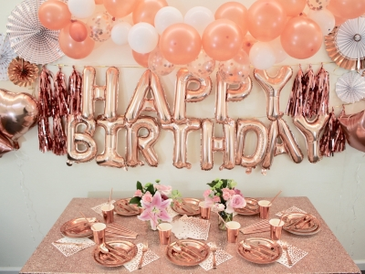 Birthday Party Decorations Neh..