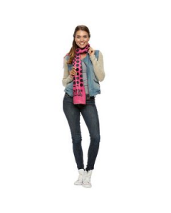 Custom Scarves for Promoting Y..