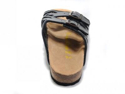 Wearing birkenstock sandals is..