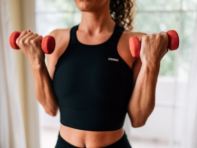 Dumbell Benefits-- What you ne..
