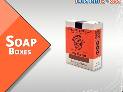 Get Best Soap Boxes Packaging ..
