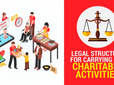 Legal Structure For Carrying O..
