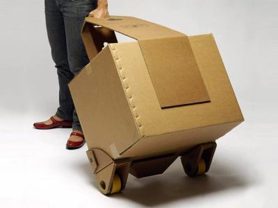Amazing Cardboard Custom Dispe..