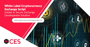 Cryptocurrency Exchange Script..