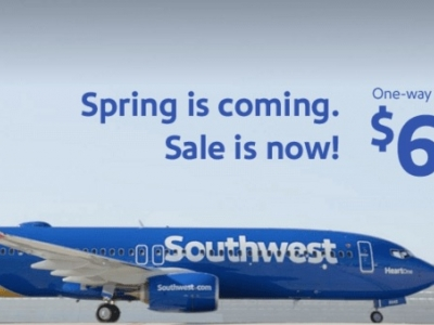 Best price Southwest Airlines ..