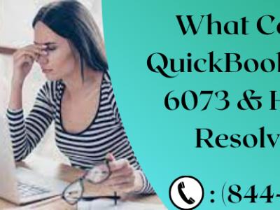 What Causes QuickBooks Error 6..