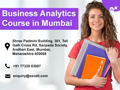 Business Analytics Course in M..