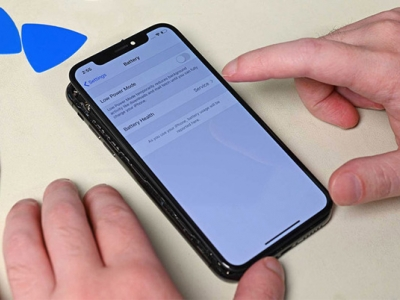 How to do iPhone X Screen Repl..