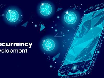 Cryptocurrency App Development..