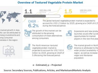 Textured Vegetable Protein Mar..