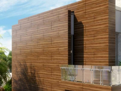 Exterior Wall Cladding Options..