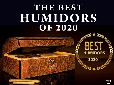 A Look At Cigar Humidors