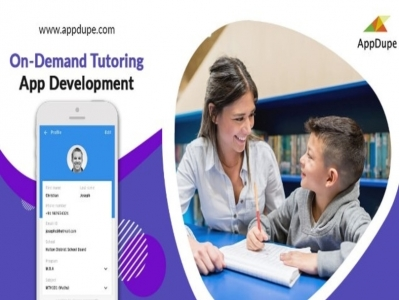 Launching an On-demand Tutor A..
