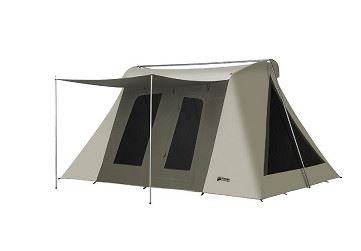 Why are Canvas tents good for ..