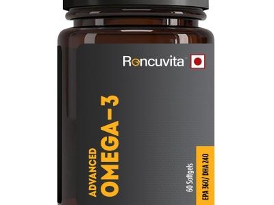 Omega-3 Fish Oil Advance Stren..