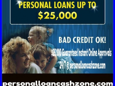 Bad Credit Loan | Personal Loa..
