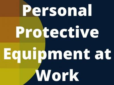 Personal Protective Equipment ..