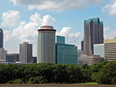 St. Louis Missouri History