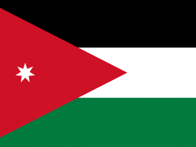 HISTORY of Flag of Jordan