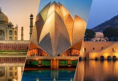 Classic Golden Triangle Tour I..