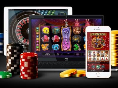 Caribbean Poker On the interne..