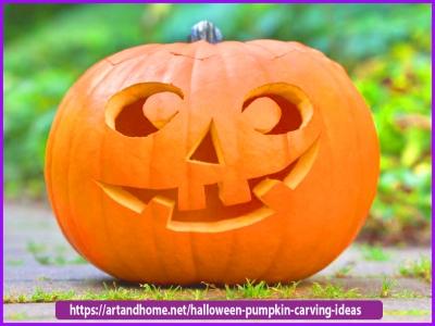 Pumpkin carving idea for Hallo..