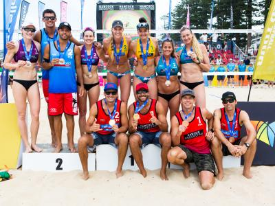 Beach Volleyball - Sydney 3 St..