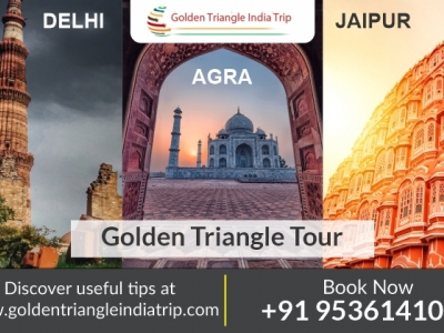 Golden Triangle Tour With Vara..