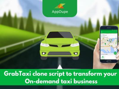 Grab clone script: On-demand r..