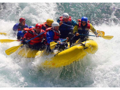 White Water Rafting or River R..