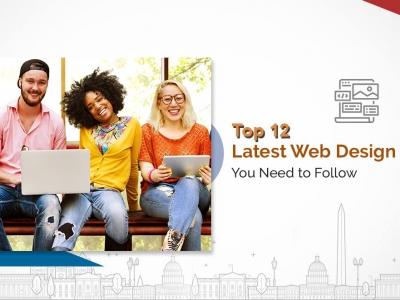 Web Design Trends 2020 – Top 1..