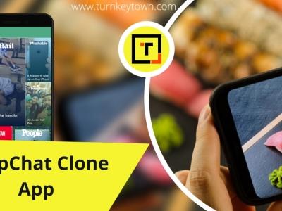 Develop a Snapchat clone app t..