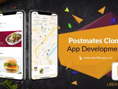 Postmates Clone App - On-deman..