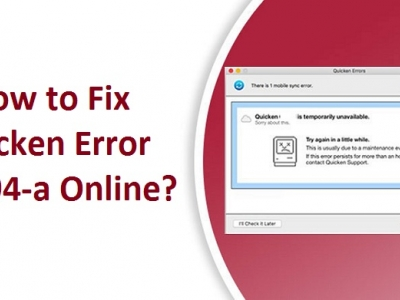How to fix Quicken error OL–29..