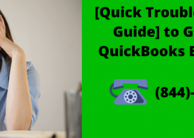 [Quick Troubleshooting Guide] ..