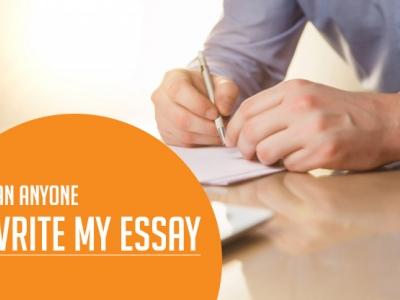 3 Major Types of Essay