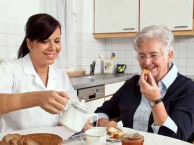 Home Care for the Elderly and ..