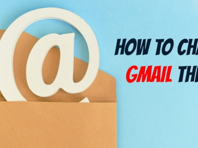 How to Update or Change Gmail ..