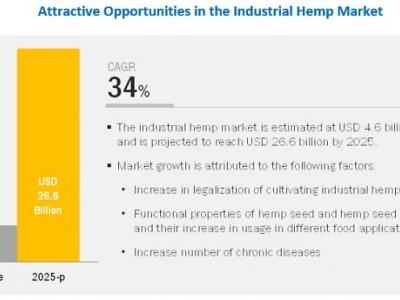 Industrial Hemp Market worth $..