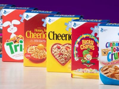What Type of Cereal Packaging ..