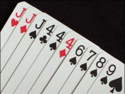 May I is Gin Rummy on Steroids..