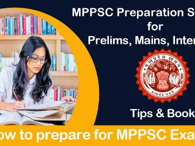 Strategy for MPPSC prelims Exa..