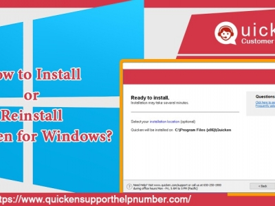 Quick Fix To Open Quicken for ..